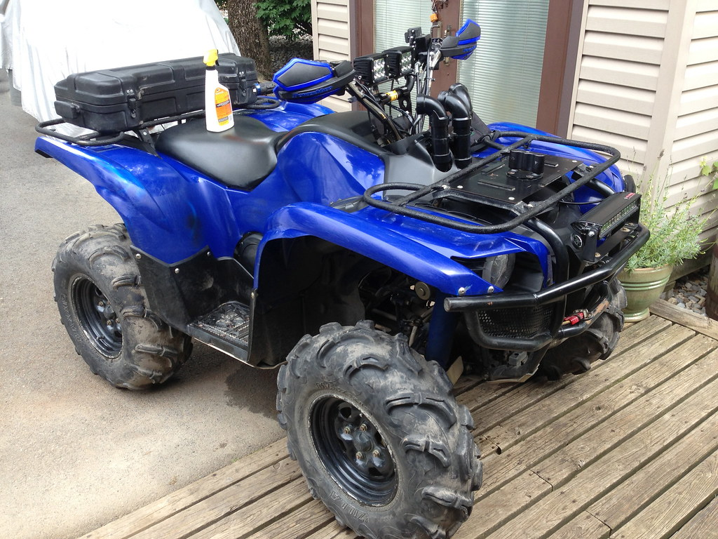 2008 yamaha grizzly 700 eps for sale grizzly riders