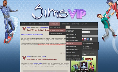 SimsVIPVersion2.2