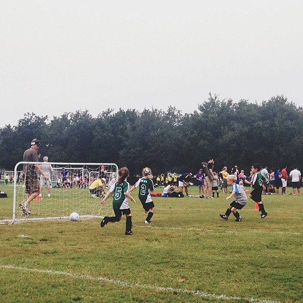 Soccer season is in full swing again! Lots of hustle, 2 goals for Hunter, and a win today.  Hoping to watch Orlando City bring home the trophy tonight! ⚽ #pictapgo_app #orlandocitysoccer