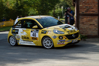 Opel ADAM Cup - ADAC Ostsee Rallye - Broda/Möhrpahl