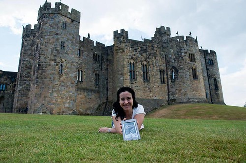 Reino Unido/United Kingdom - Lady Hachi - Hogwarts/Alnwick Castle by Sitio de Jane Austen