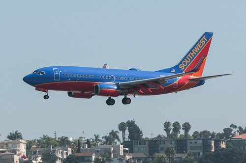 Southwest Airlines | Boeing 737 |...