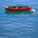 Little Red Boat by Patberg