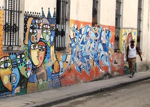 124 Havana - graffiti - B crop