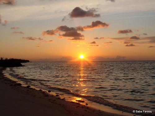 sun water sunrise dawn bahamas