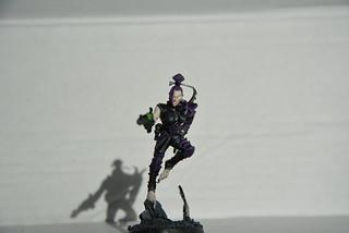 Cult of Bladed Violet & Kabal of Violet Storm - DE witches conversion! 10084409826_09d6b7d984_n