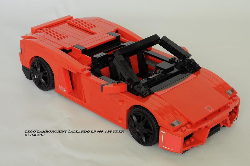 Lego Racers Lamborghini Gallardolego Racers 2009 8169 Lamborghini