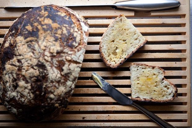 Maple Oat Bread from Food52
