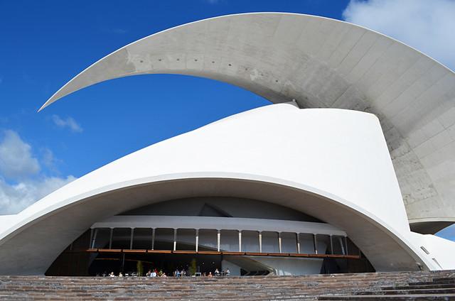Bistro, Tenerife Auditorium, Santa Cruz de Tenerife
