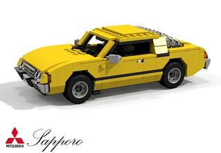 Mitsubishi Sapporo - 1978