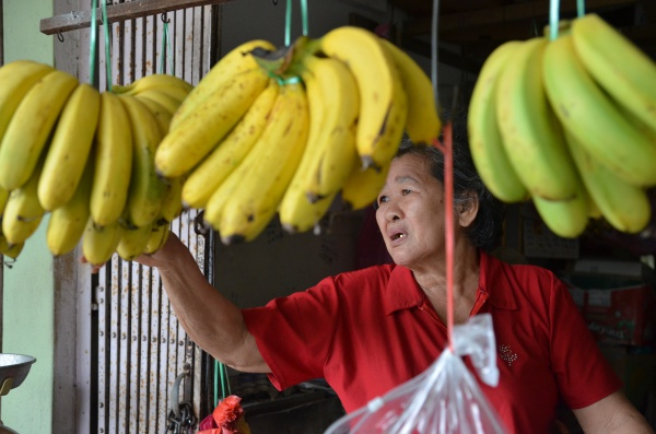 The Banana Seller