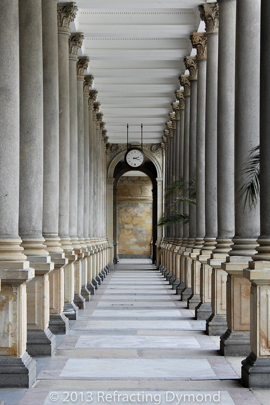 Mill Colonnade