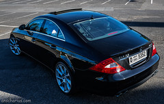 Mercedes Benz CLS-55 AMG #4 - Fuji X-T1