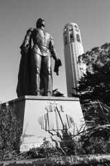Seemed smaller in person #coittower #sanfrancisco