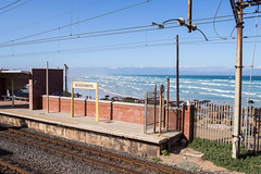 Muizenberg train station