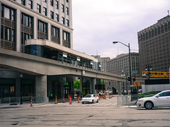 Detroit People Mover, Grand Circus