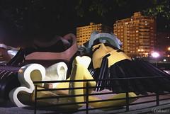 Parc Gulliver. Valencia. Spain