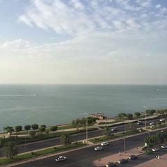 Sea side #sea#beach#kuwait