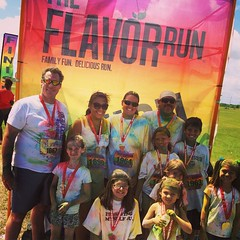 Another pic from #FlavorRunFtPierce - delicious! @FlavorRun #FlavorRun