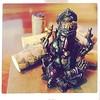 Ganesha of the Wine Corks