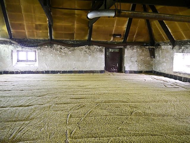 photo - Inside the Kiln, Balvenie Distillery
