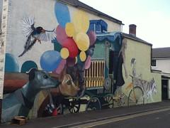 Collaborative Street Art