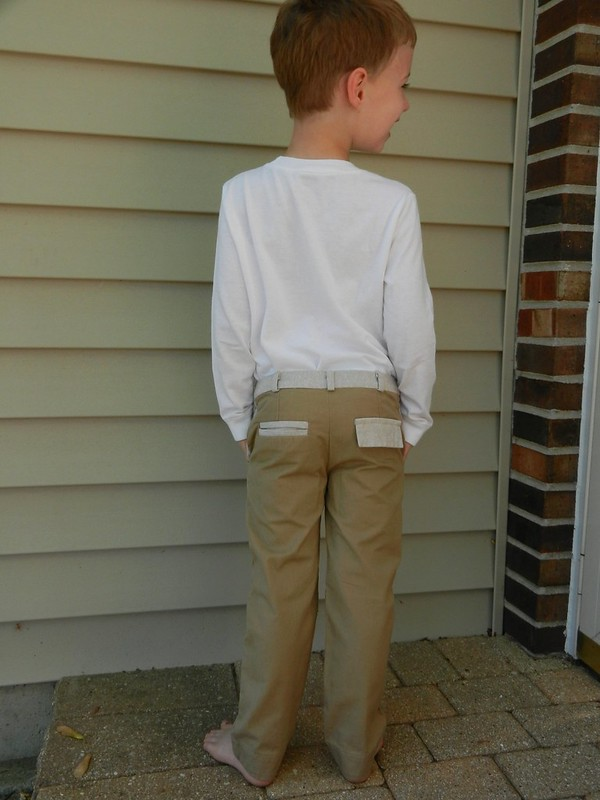 Morocco pants back 2