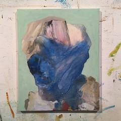 #painting #art #contemporaryart #artgallery #abstract #portrait // #malerei #kunst