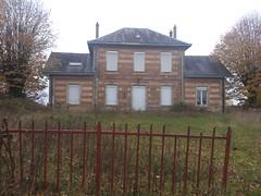 Gare de Breuil Barret _ BV côté cour