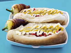 JACKIE ALPERS FOOD PHOTOGRAPHER: Sonoran Hot Dogs