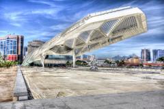 Museum of Tomorrow - Rio de Janeiro (HDR image)
