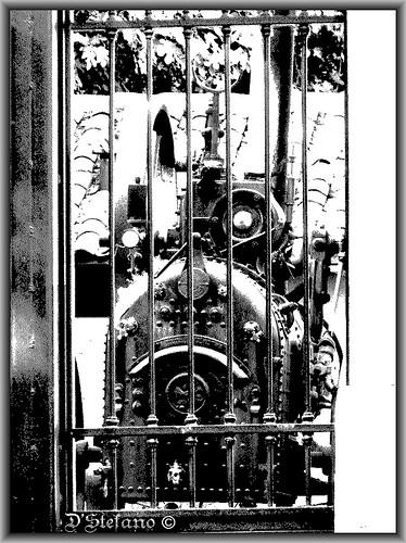 die alte Maschine