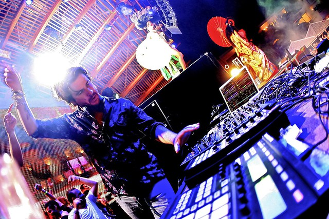 Ushuaia, Ibiza clubbing