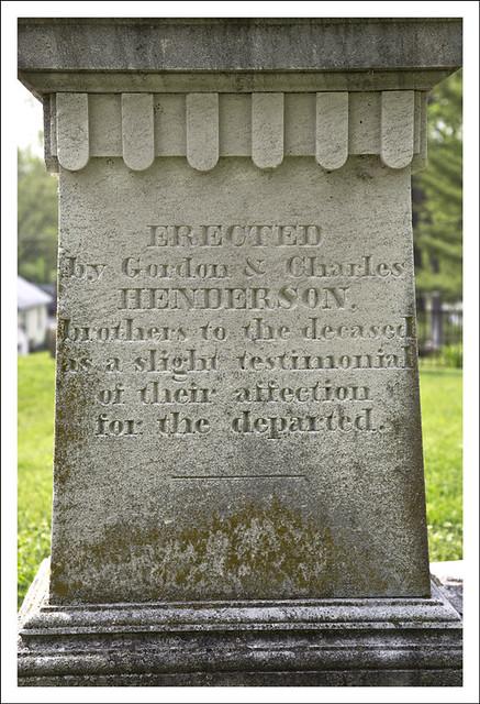 Ste. Genevieve Cemetery 1