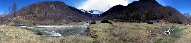 Vallée d'Aulus les Bains