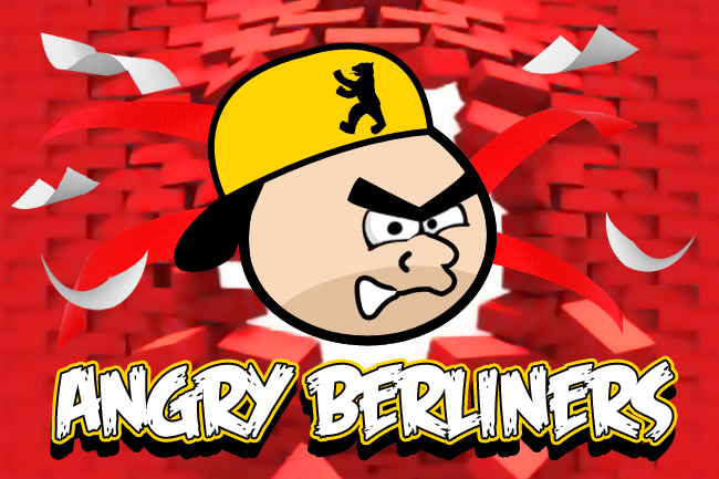 Angry Berliners: one of Five Apps Berlin Really Needs