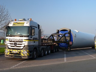 Mercedes Benz Actros 4160 MP3