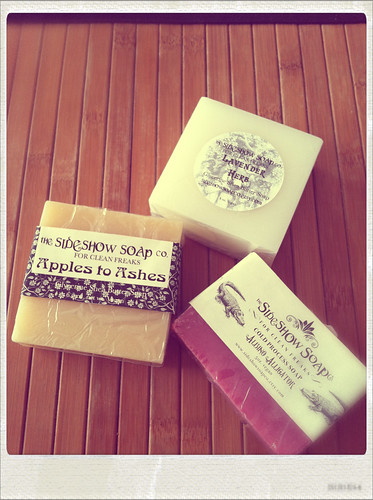 Sideshow Soap
