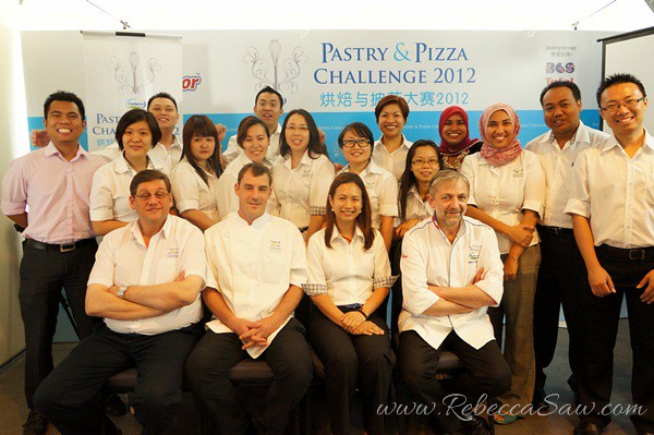Fonterra Foodservices Pastry and Pizza Challenge 2012 (2)
