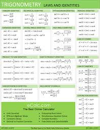 Verifying trigonometric identities worksheet | Flickr - Photo Sharing!