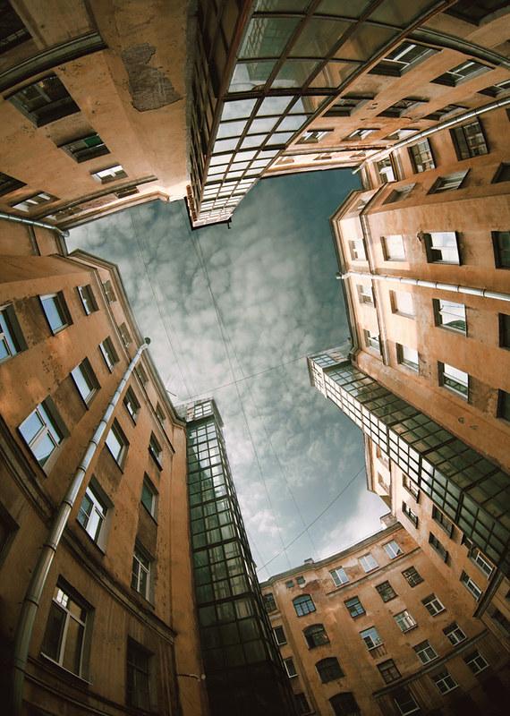 City geometry