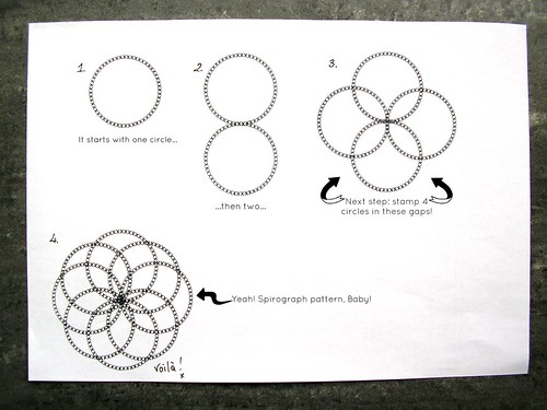 Spirograph instructions