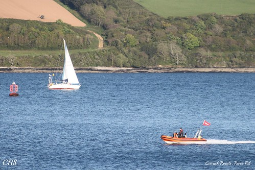 Carrick Roads, River Fal by Stocker Images