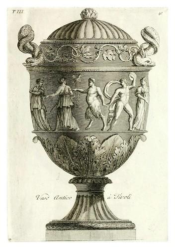 016-Manuale di varj ornamenti componenti la serie de' vasj antichi…Vol 3-1740-Carlo Antonini