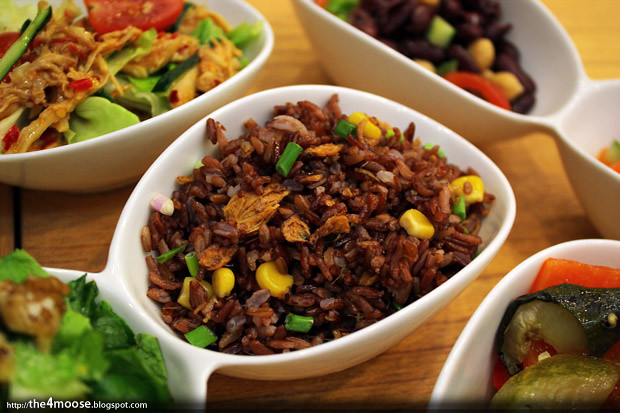 MUNCH Saladsmith - Wild Brown Rice