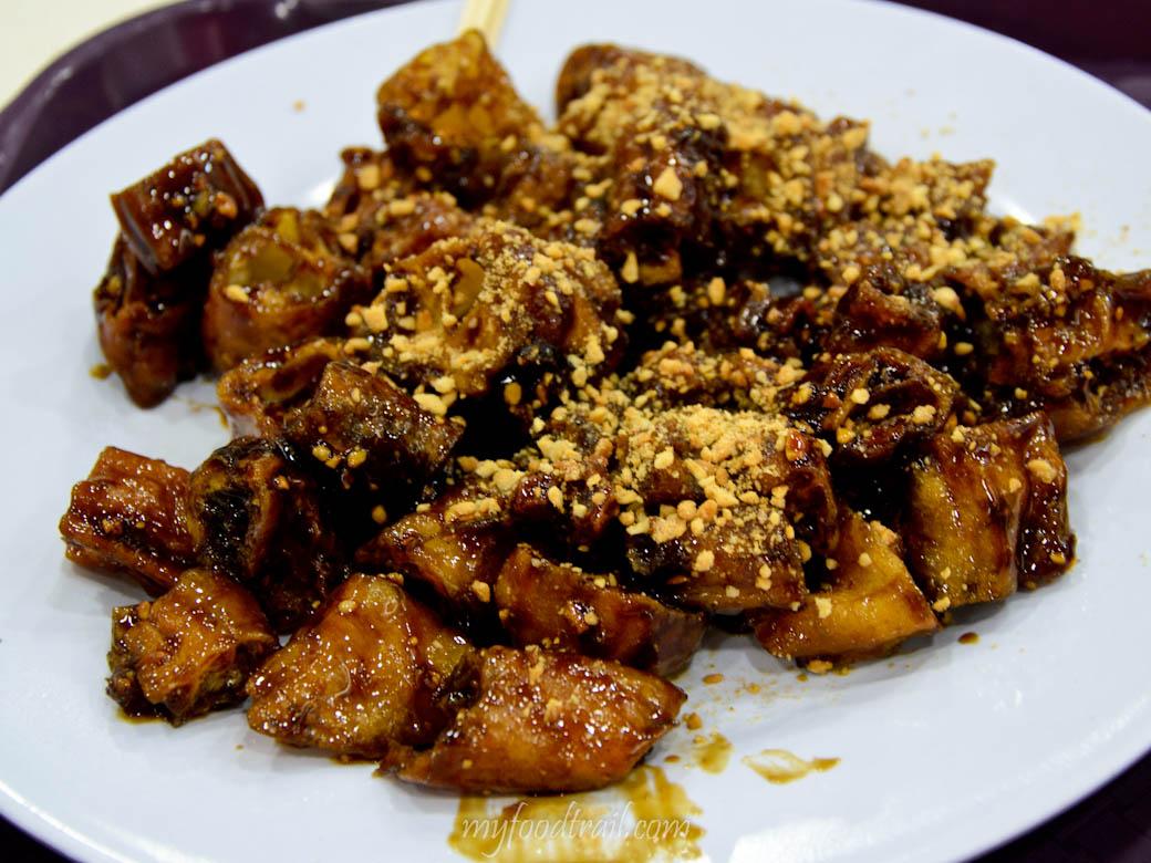 Johor Bahru Food - No fruit rojak