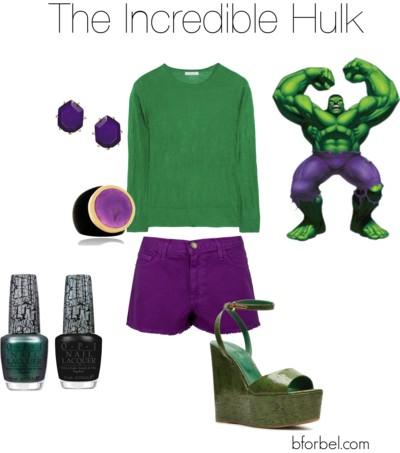 Roupas do Hulk