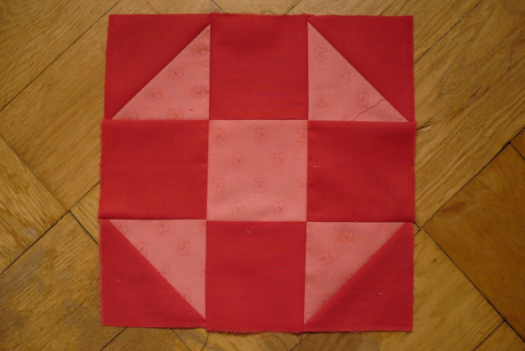Block 3 - Beginner's Quilt Along