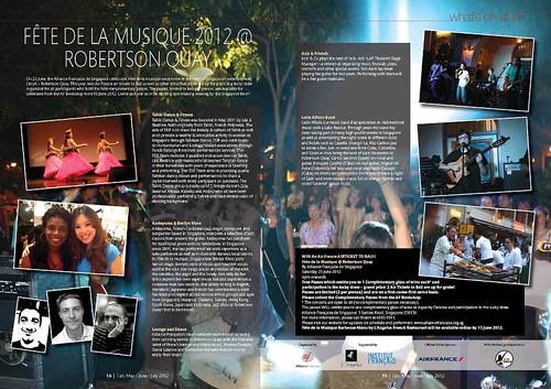 La Fete De La Musique 2012