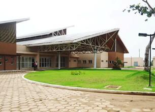 Hospital 19 de Abril, em Juruti
